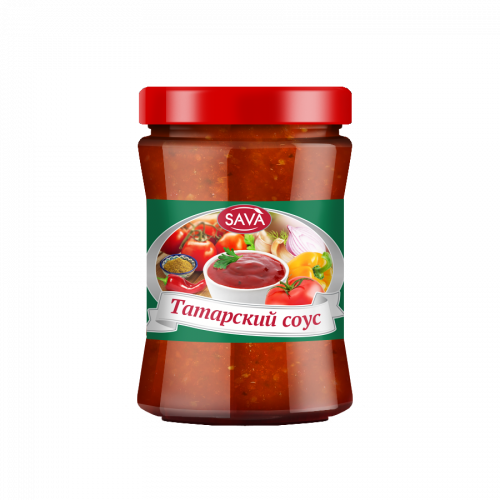 """Соус Татарский """"SAVA"""""""