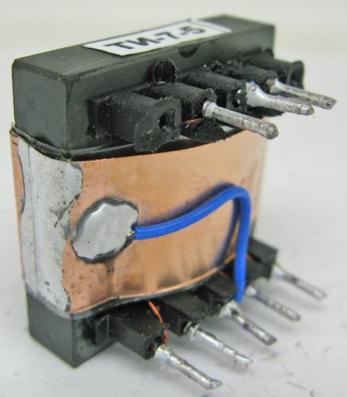 Трансформатор  на феррите ТИ-7- , ТПВ-7- (100 Вт)