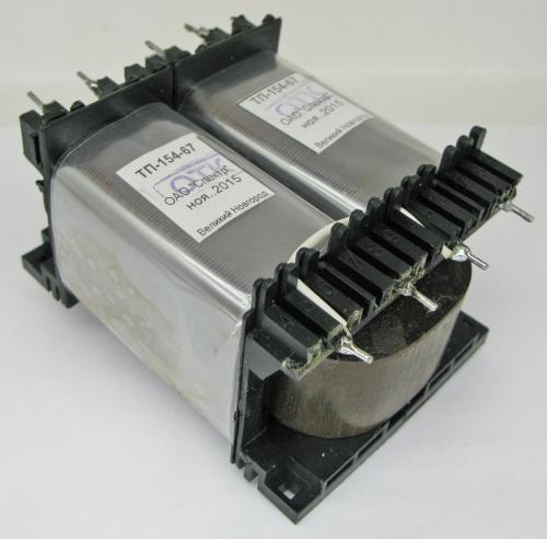 Трансформатор звуковой ТВЗ-154-(54 Вт)