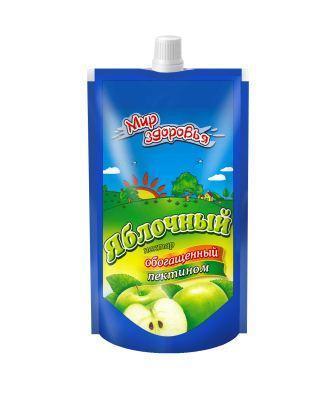 """Яблочный нектар """"Мир здоровья"""""""