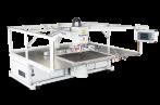 Richpeace автоматическая 360 одноигольная вращающаяся швейная машина