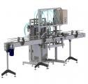 Оборудование для линии розлива шампуня и жидкого мыла в ПЭТ тару объемом 0,33-1,0 литр (до 800 бут./час)