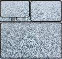 Брусчатка гранитная Серая Гора 300*300*30