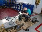 Ремонт пресс-форм и оборудования для литья пласмасс