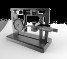 Приспособление ПНИ002 для поверки и калибровки индикаторов и нутромеров