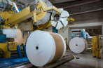 В Пермском крае запущено первое отечественное производство мелованного картона