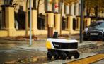 Вкалывают роботы: «Яндекс» тестирует новый агрегат, которые в дальнейшем может заменить курьеров