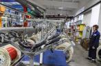 На Дальнем Востоке введен в эксплуатацию завод по выпуску оптоволоконного кабеля