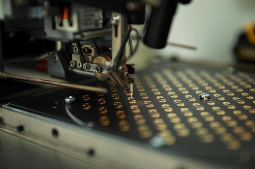 До 3 млн единиц в месяц: в Армавире запустили завод по производству светодиодов