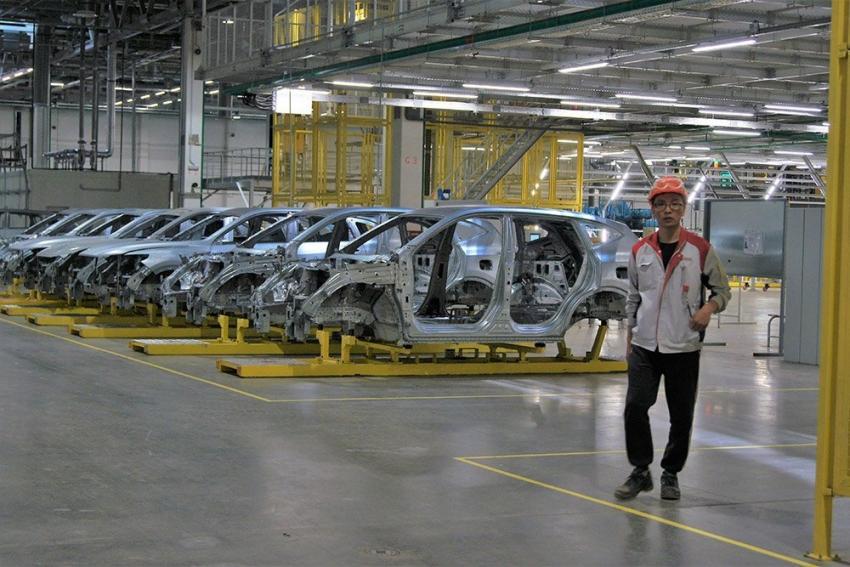 Тульский завод Haval прекратил производство внедорожника H5, вместо него будут выпускать новый кроссовер
