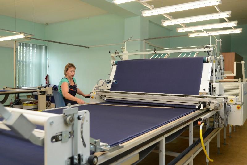 Недалеко от Смоленска введен в эксплуатацию новый цех по пошиву спецодежды