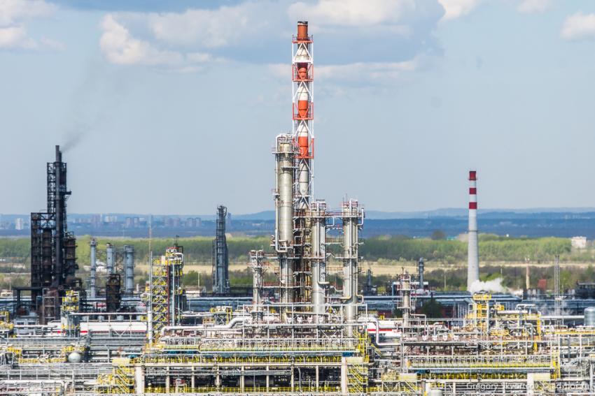 На нефтеперерабатывающем заводе в Кстове запущено новое производство бензинов