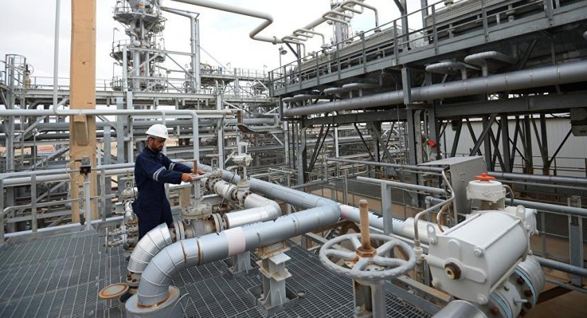 Компания «РусГазДобыча» начала возведение нового завода по газопереработке