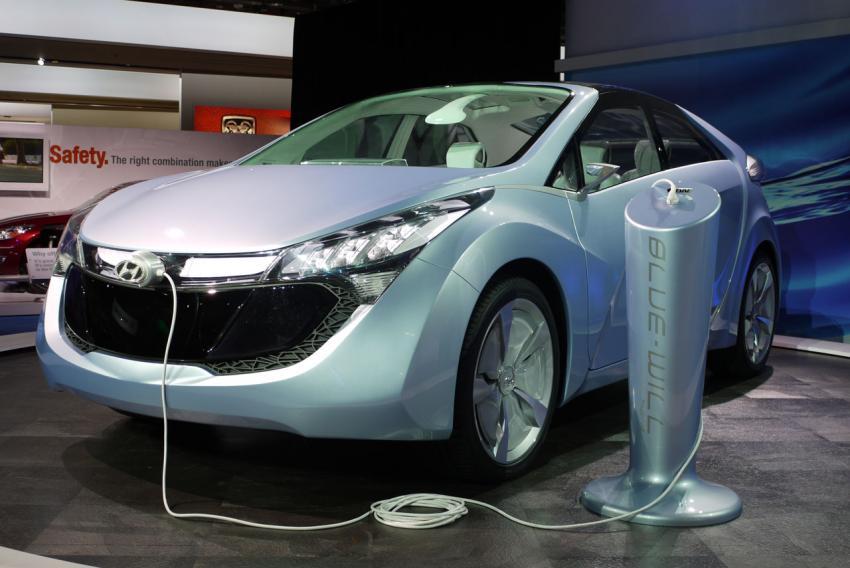Электромобили KIA и Hyundai отечественной сборки могут появиться в России в 2023 году