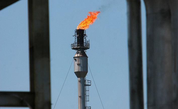 Газоперерабатывающая промышленность