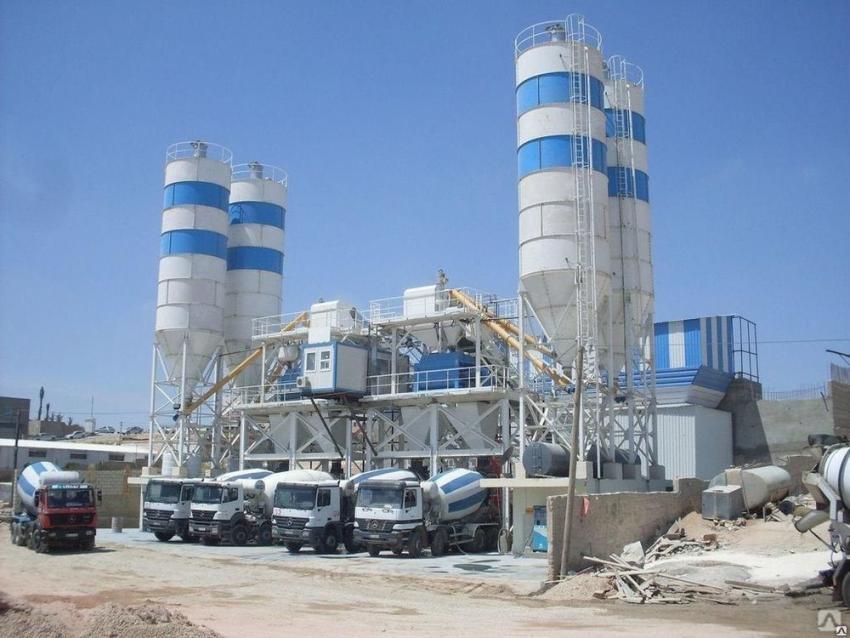 В Татарстане запущен завод по производству современных добавок для изготовления бетона