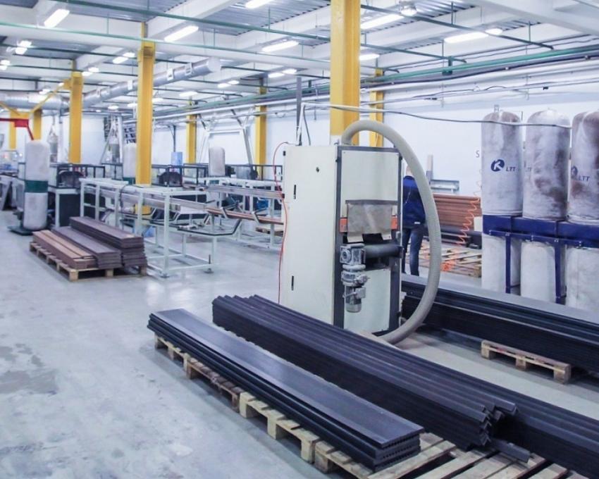 Запущено новое отечественное полимерно-композитное производственное подразделение
