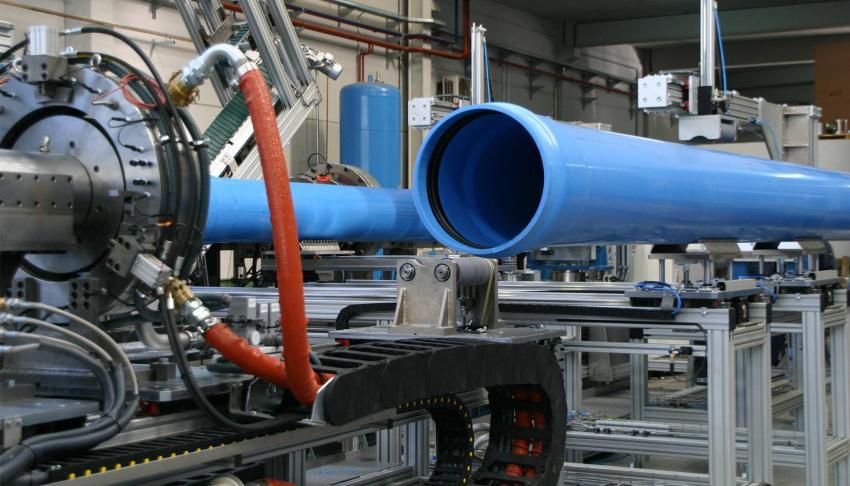 В Нижнем Новгороде запущено производство современных трубопроводов