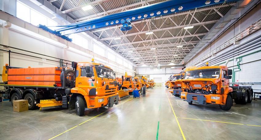 Компания «Меркатор» приступила к строительству второй очереди завода