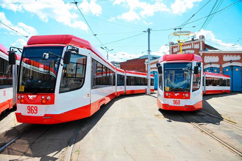 «Роскосмос» спас старейший трамвайный завод и помог ему заработать более миллиарда рублей