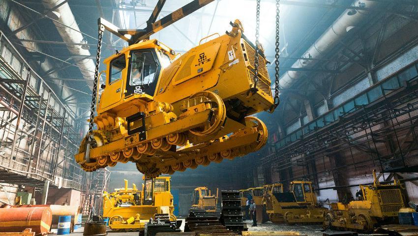 Тракторное машиностроение