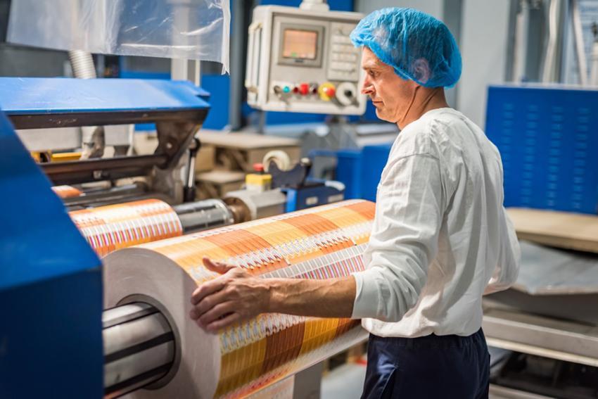 Под Москвой открылось производство пластиковой упаковки
