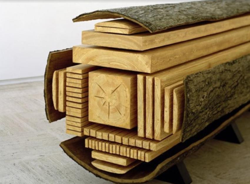 Открытие деревообрабатывающего цеха