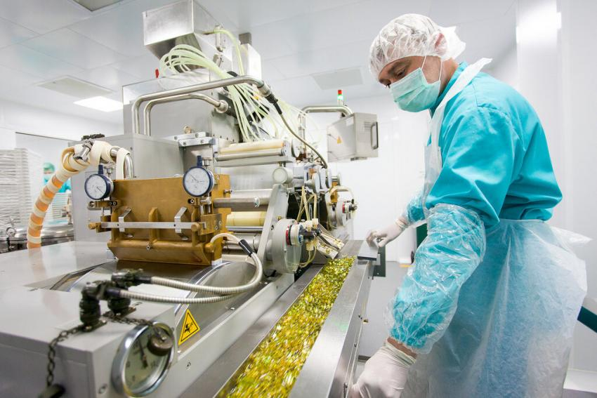 В Ставропольском крае увеличились объемы производства инфузионных растворов