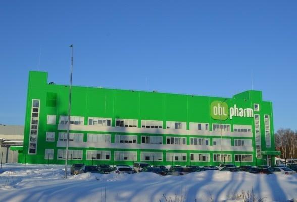 Фармацевтическое предприятие Оболенское открылось в Московской области