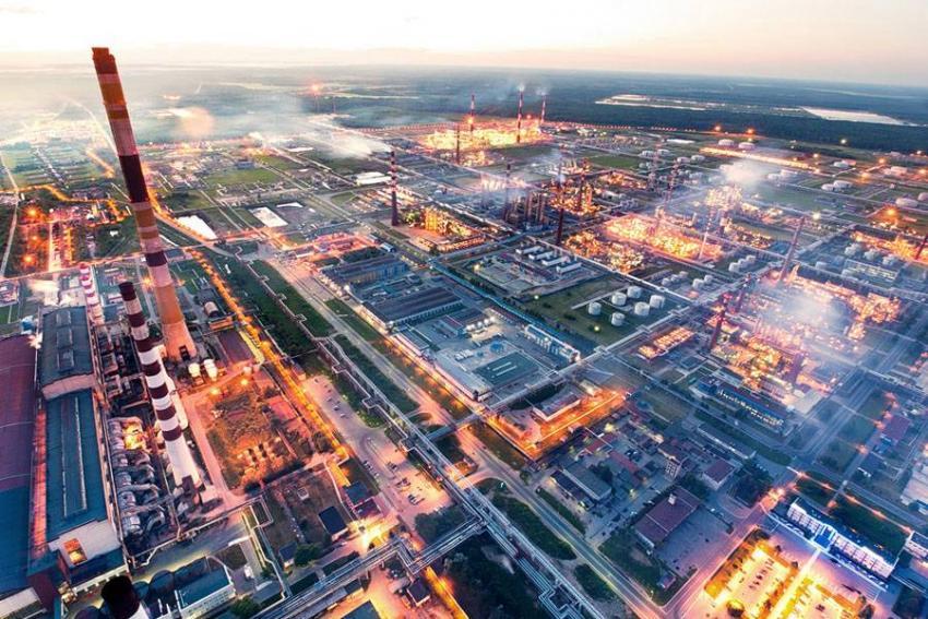 Самые большие российские заводы