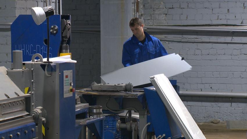Ульяновск обзавелся новым заводом по производству древесины
