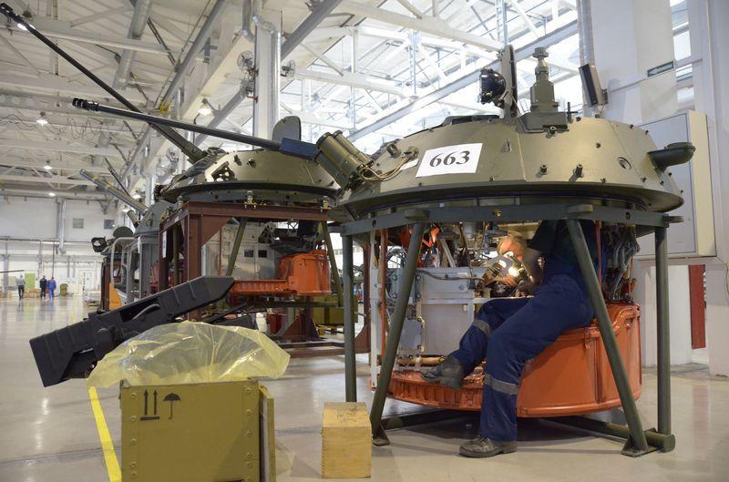 Тульское оборонное предприятие открыло новые корпуса производственного и учебного назначения