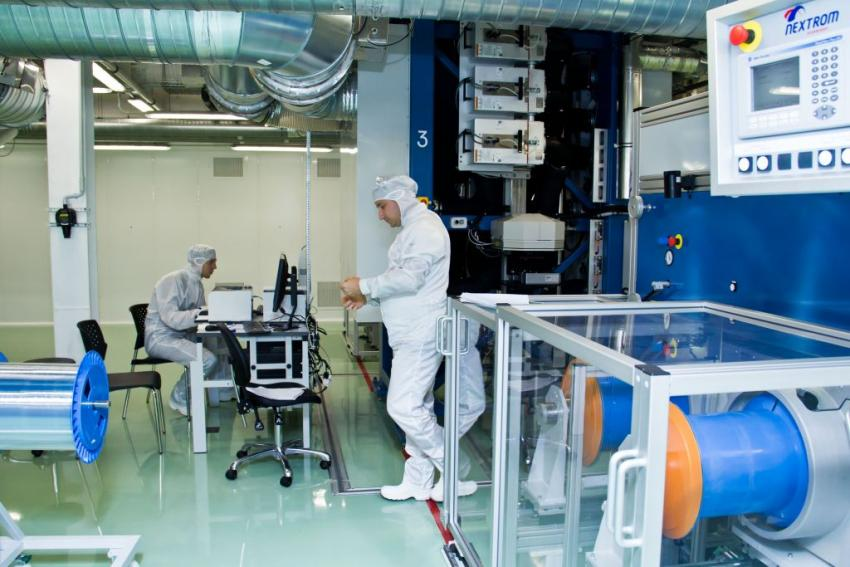 В Санкт-Петербурге запущен завод по производству медицинской техники