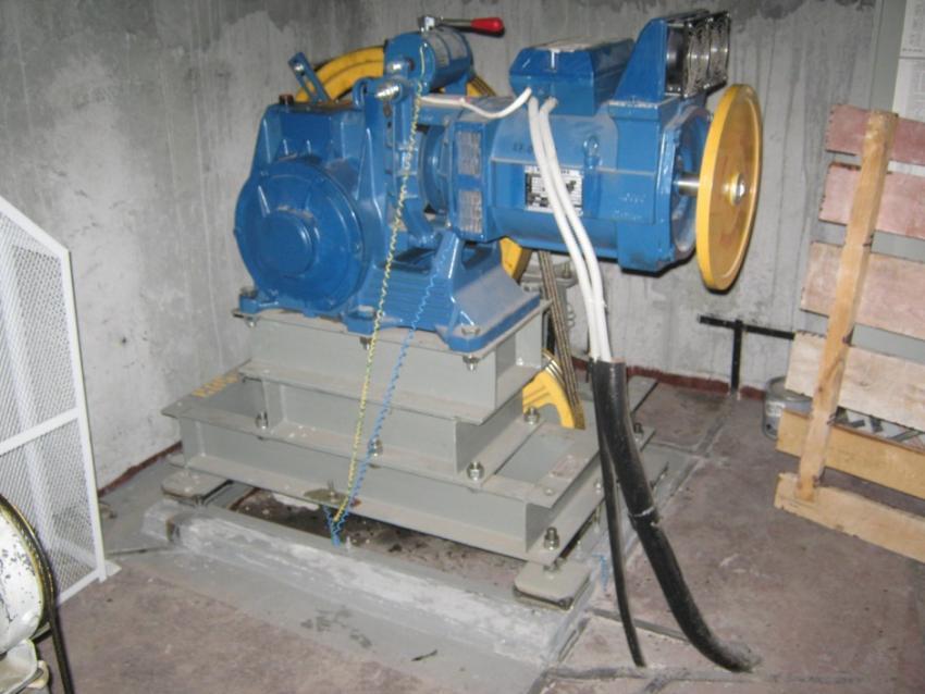 Открытие полного цикла производства лифтовых лебедок в Сарауле (Удмуртия)