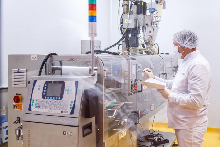 Иркутский завод запустил новую производственную линию