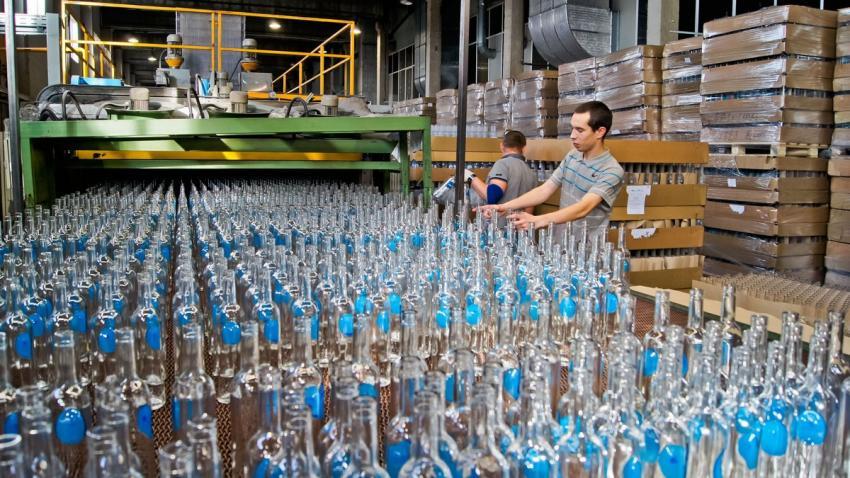 На заводе «ИталДекор» в Скопино Рязанской области открыт новый цех
