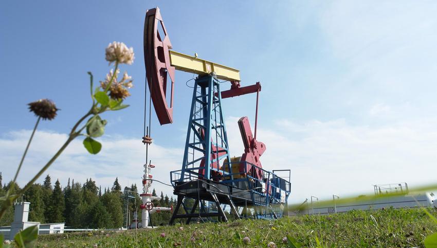 Объекты нефтяной промышленности