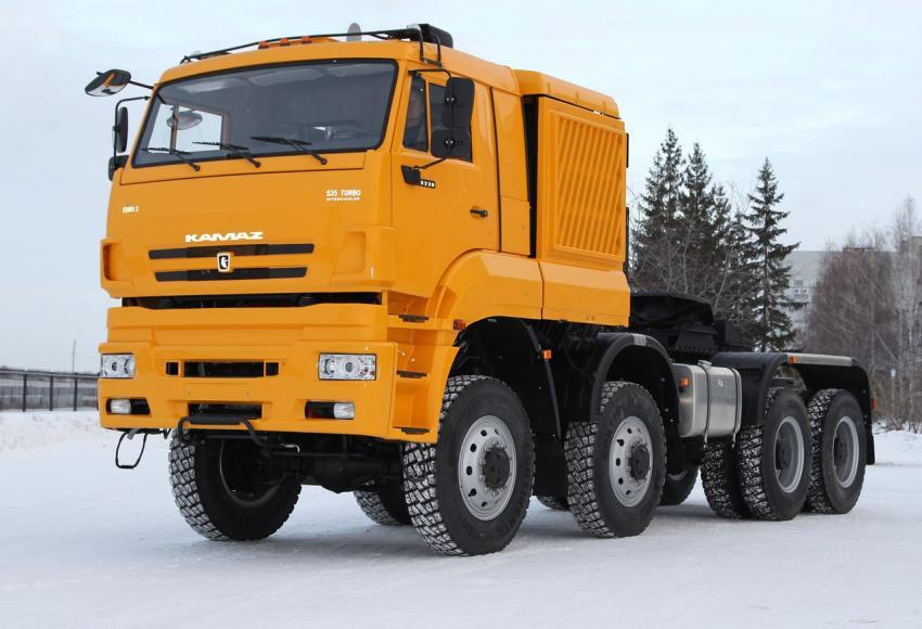 «Камаз» будет производить комплектующие для АКПП: детали хотят ставить даже в японские грузовики