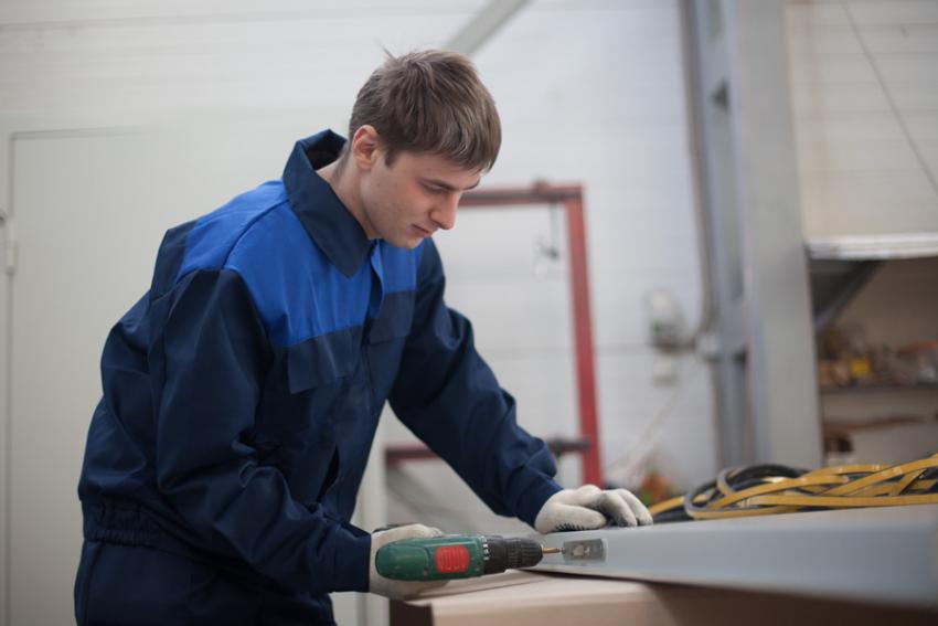 В Кирове открылось производство противопожарных дверей мощностью 200 изделий в сутки