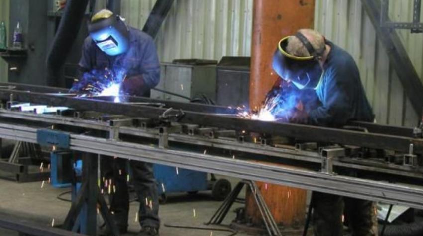 Открытие цеха по изготовлению металлоконструкций