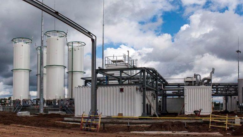 На Дальнем Востоке открылся новый мини-завод сжиженного газа