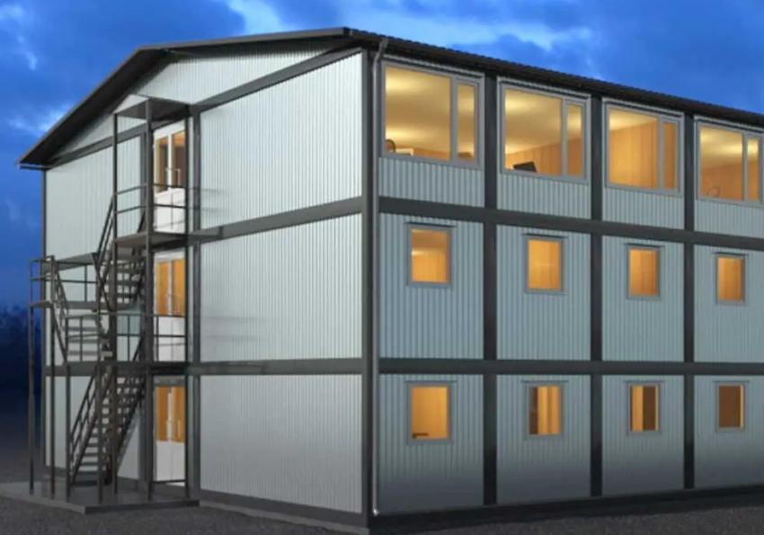 Производство модульных зданий