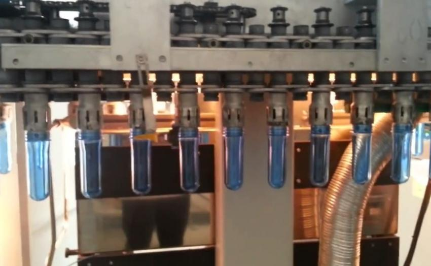 Линия для производства пластиковой тары