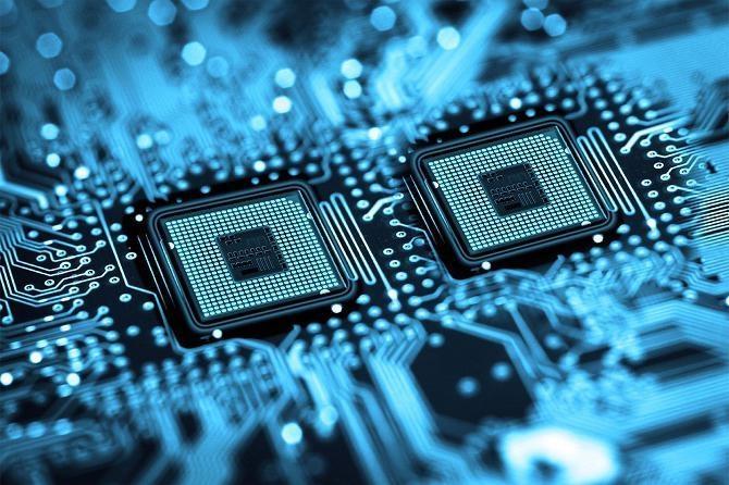 Электронная промышленность