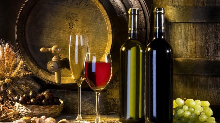 Винодельческая промышленность