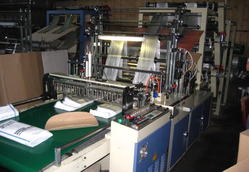 Выбор оборудования для изготовления пакетов