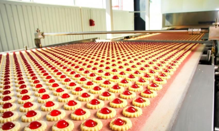 Открытие цеха по производству печенья