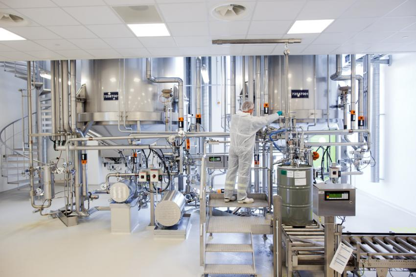 Под Москвой начала работу четвертая линия по выпуску пробиотиков