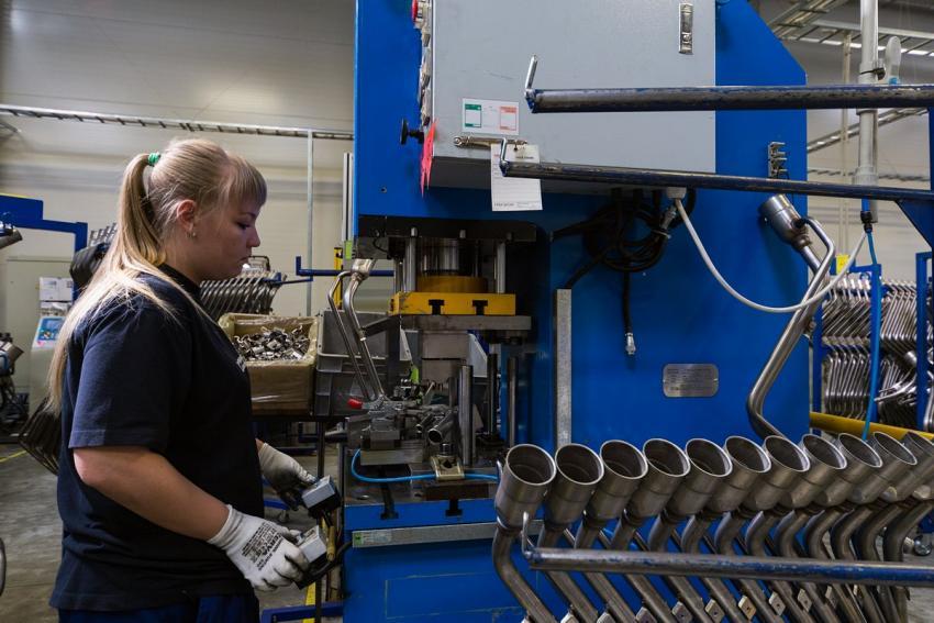 В Самарском регионе введено в строй новое производство автокомпонентов