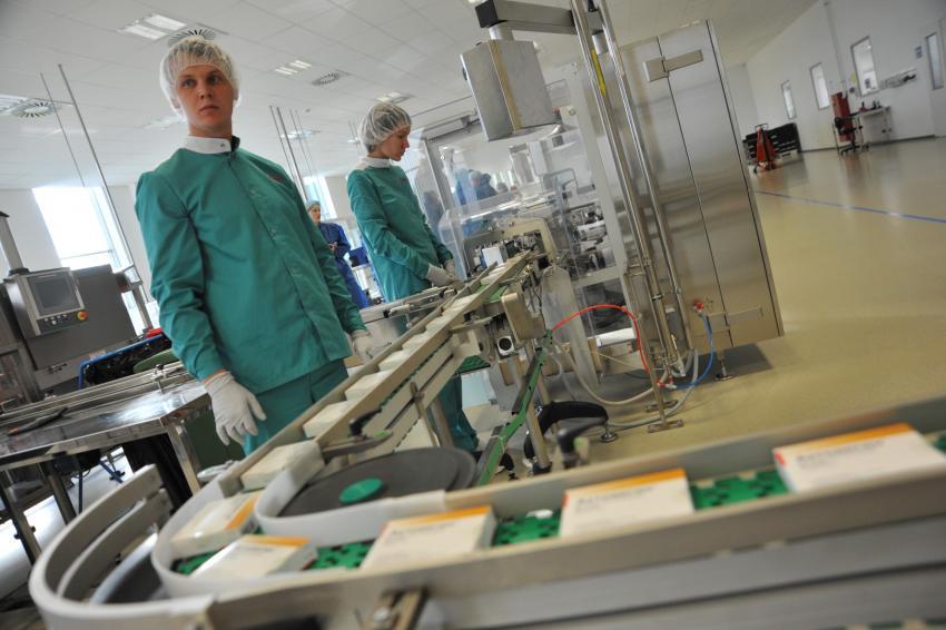 В Ярославле налажен выпуск препаратов для онкологических больных